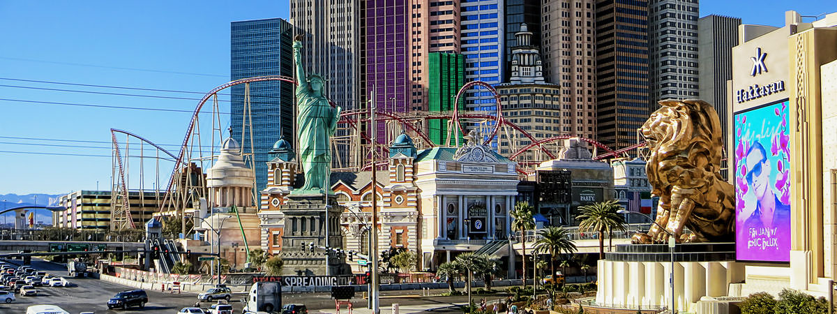 Las Vegas Strip: 7 World Wonders in One Place
