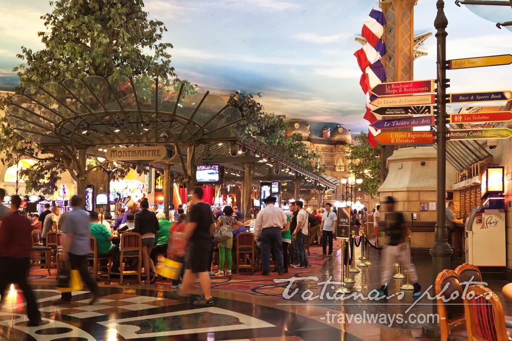 Hotel De Paris Las Vegas