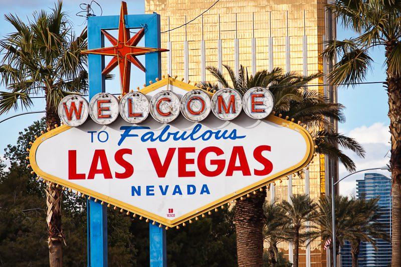Welcome to Las Vegas Men's Watch