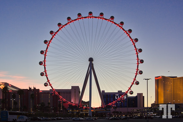 High Roller at Linq in Las Vegas