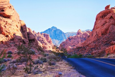 Valley of Fire Sate Park Nevada