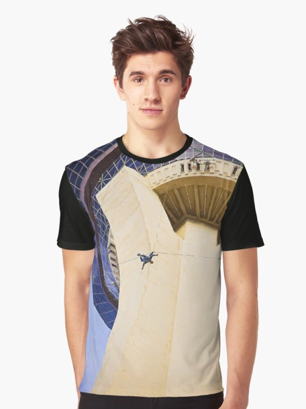 Stratosphere Tower T-shirt