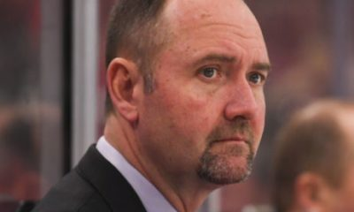 Pete DeBoer Vegas Golden Knights VGK