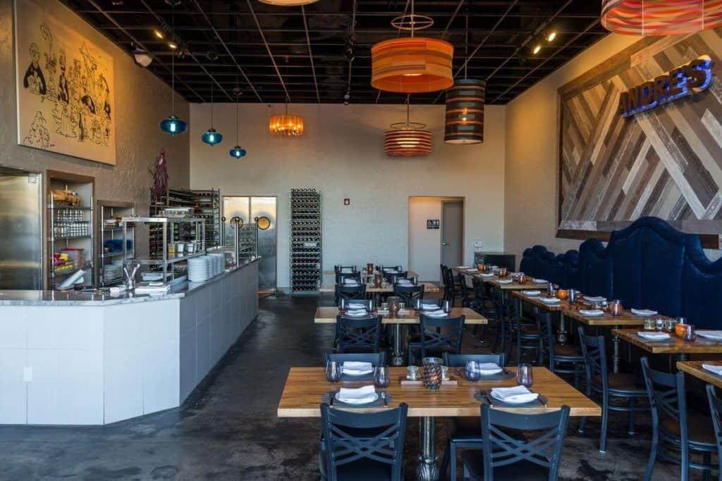 Andre's Bistro & Bar - Best Las Vegas French Restaurant