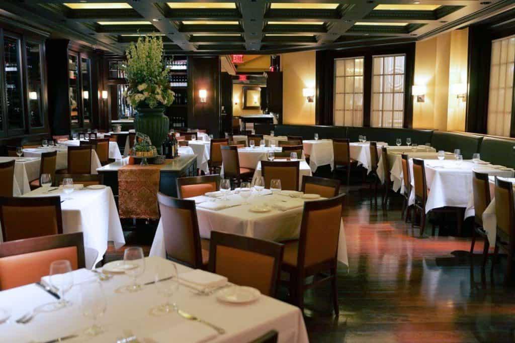 B&B Ristorante - Italian Restaurants in Las Vegas at Venetian and Palazzo