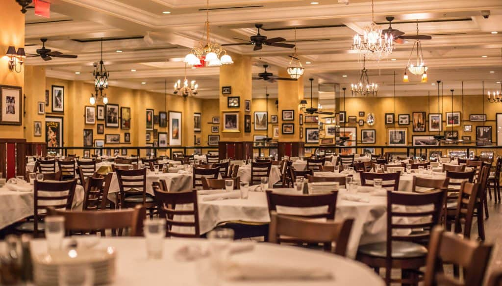 Carmine's - Top Italian Restaurants in Las Vegas
