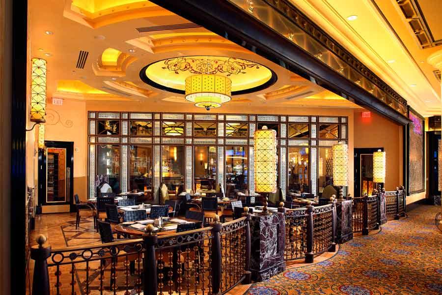 Casanova Restaurant - Italian Restaurants in Vegas