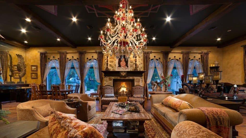 Michael's Gourmet Room - Best Las Vegas French Restaurant