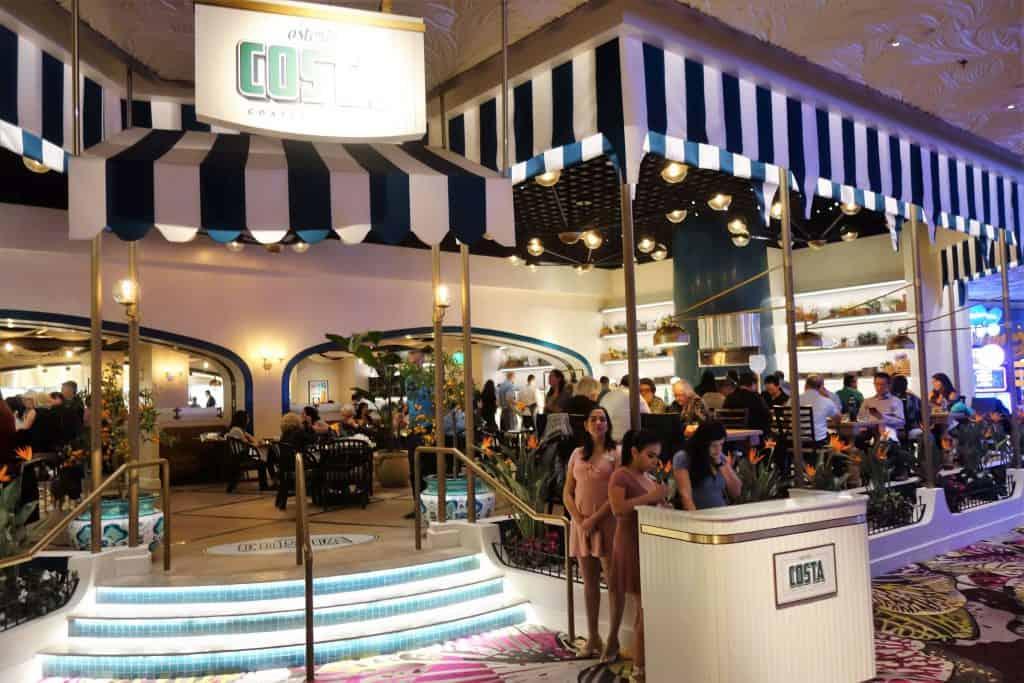 Osteria Costa - Best Italian Restaurants in Las Vegas