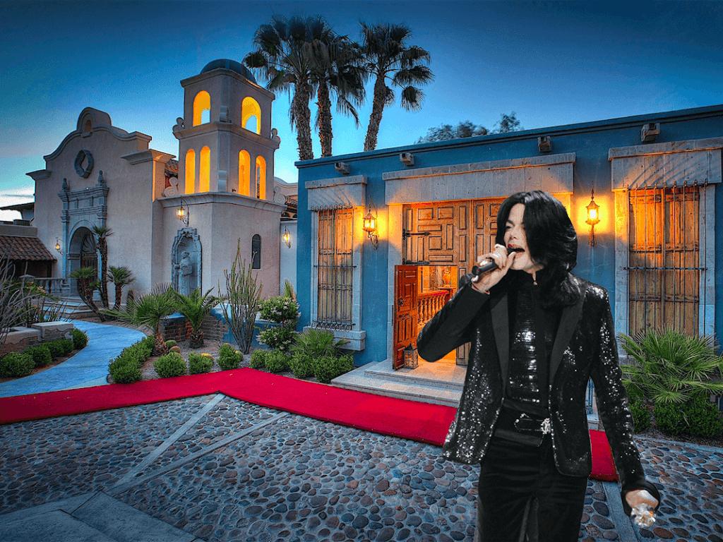 Thriller Villa - Best museums in Vegas