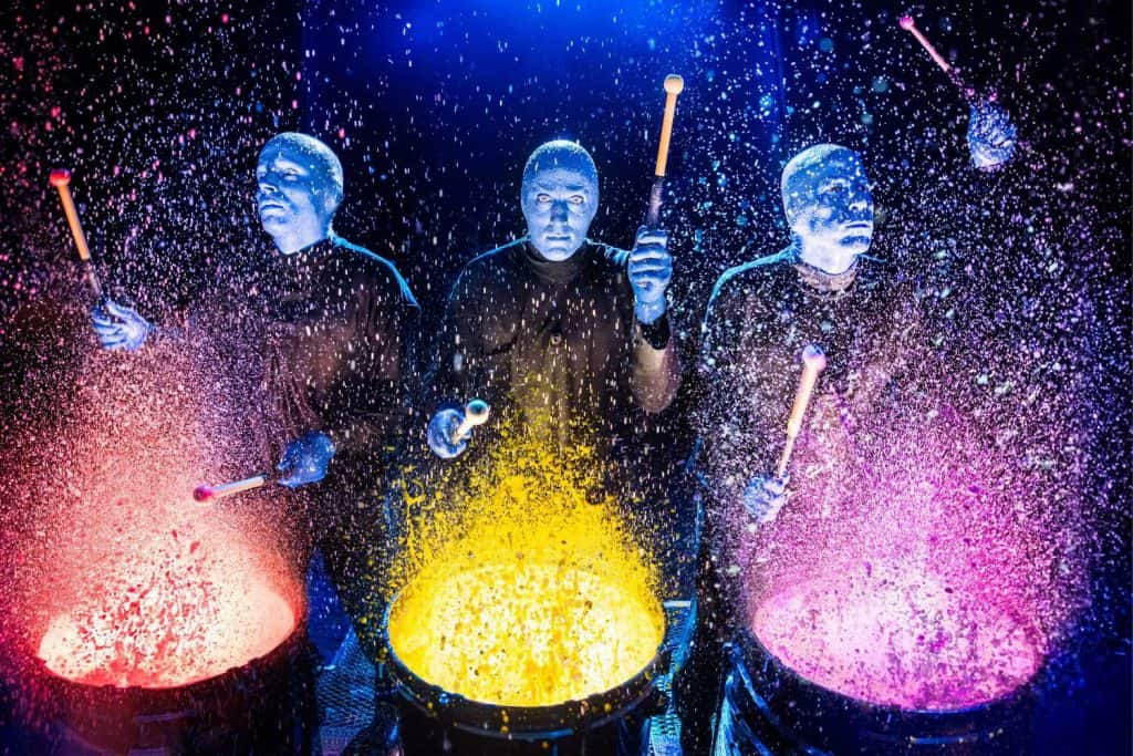 Blue Man Group - Family Friendly Vegas Shows