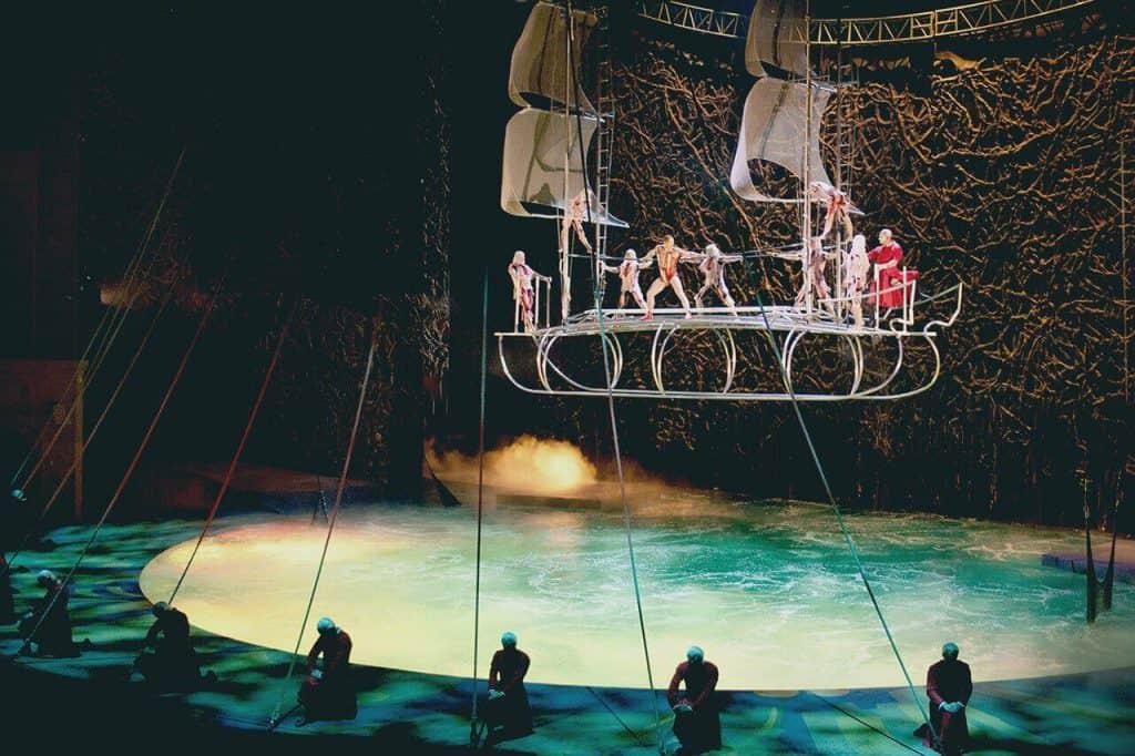 O by Cirque du Soleil - Family Shows in Las Vegas
