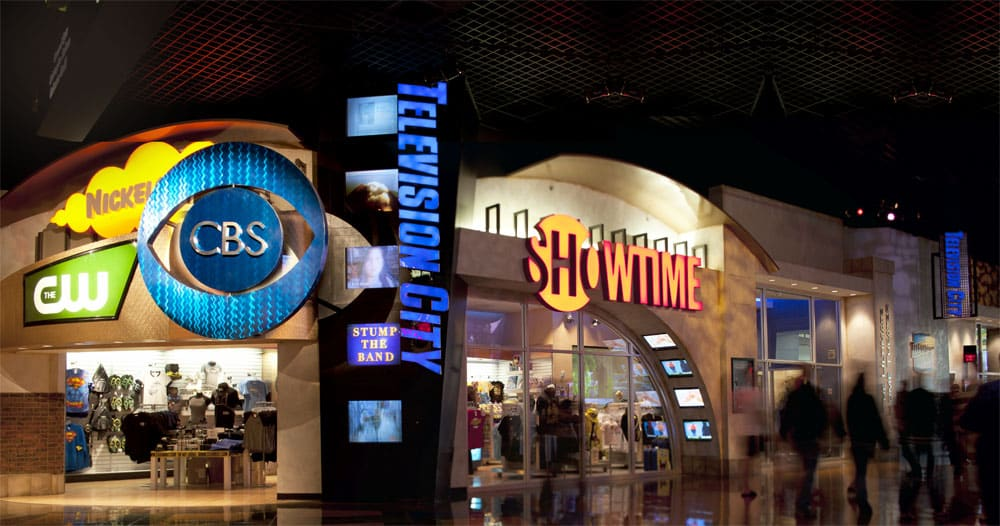 CBS Television City Research - Free Attractions in Las Vegas