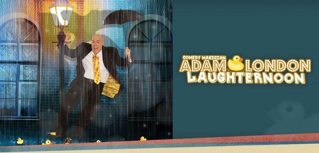 Adam London Laughternoo - Las Vegas Magicians