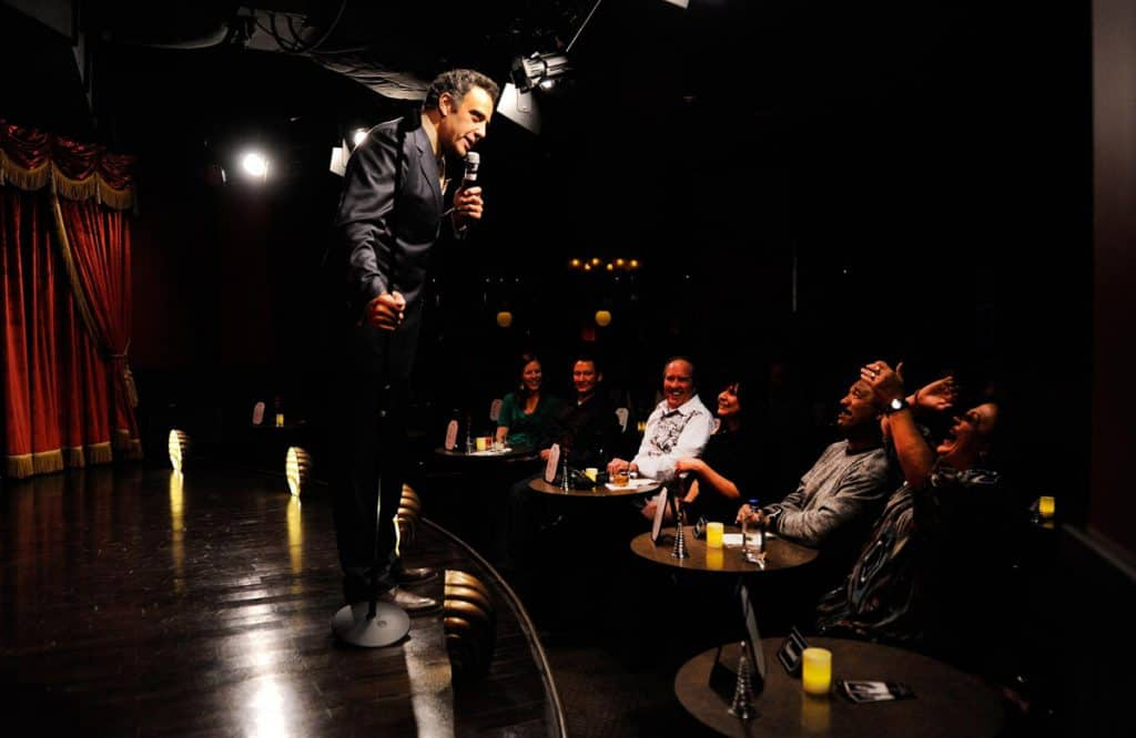 Brad Garrett's Comedy Club - Comedy Shows in Vegas