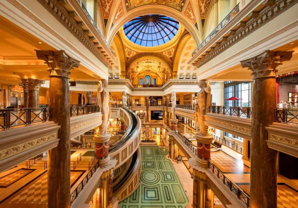 Caesars Palace Las Vegas Hotel - Best Bachelor Party Hotels in Las Vegas