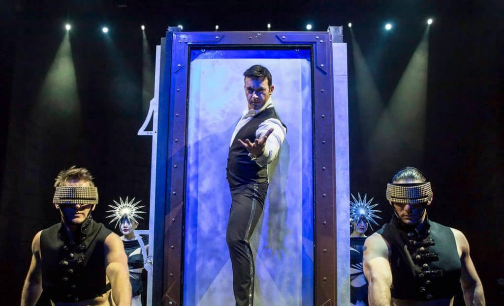 David Goldrake: Imaginarium - Best Magic Show in Vegas