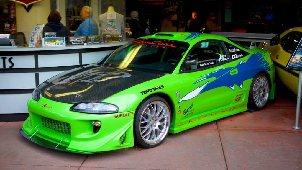 Hollywood Cars Museum in Las Vegas
