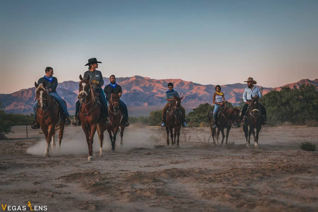 Horseback Riding - Things to do in Vegas for Couples
