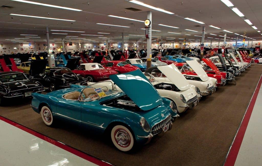 Jim Rogers Classic Car Museum Las Vegas - Best Car museum in Vegas