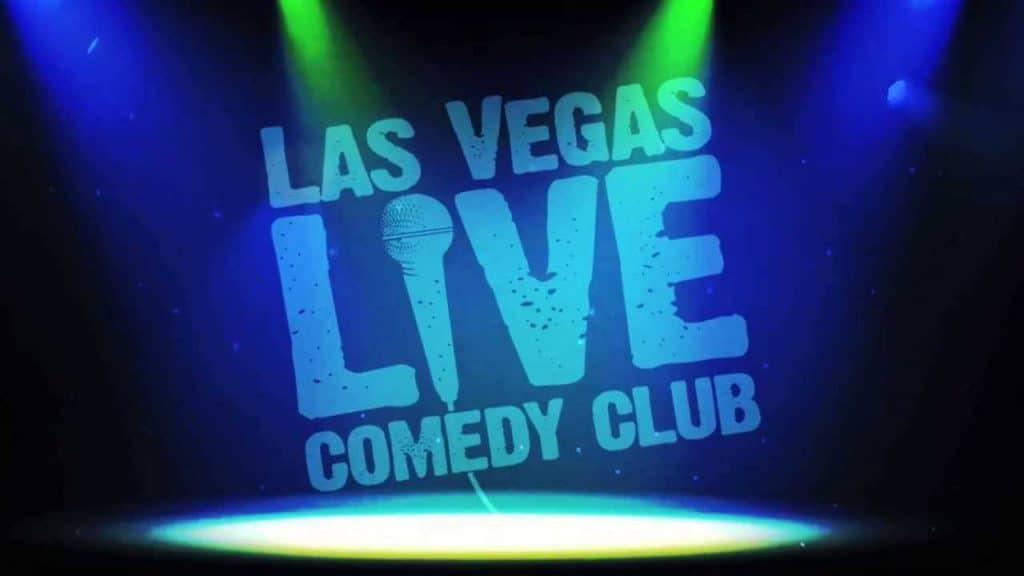 Las Vegas Live Comedy Club - Comedy Shows in Las Vegas