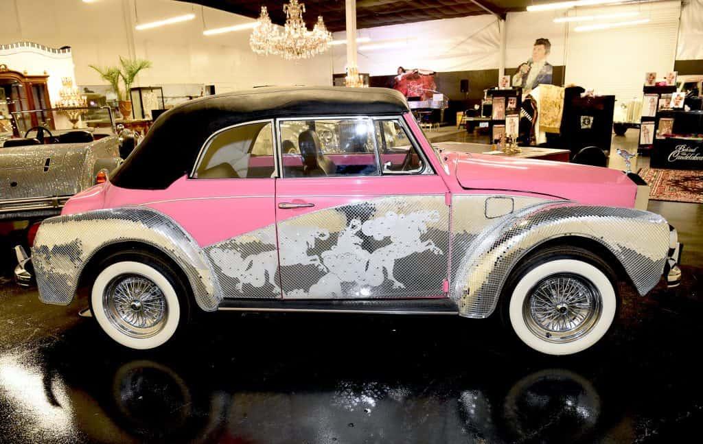 Liberace Garage - Car Museum in Las Vegas