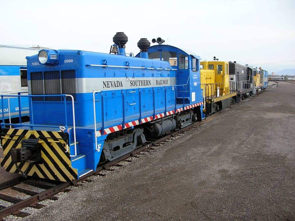 Nevada-Southern-Railroad-Museum - Las Vegas Train Museum