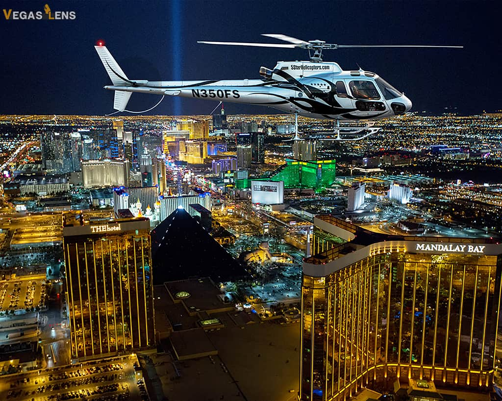 Tinggly Helicopter Ride Over the Las Vegas Strip - Things to do in Vegas for Couples