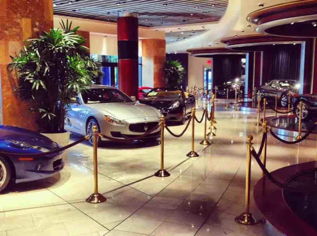 Wynn Las Vegas Car Museum - Best Vegas Car Museum