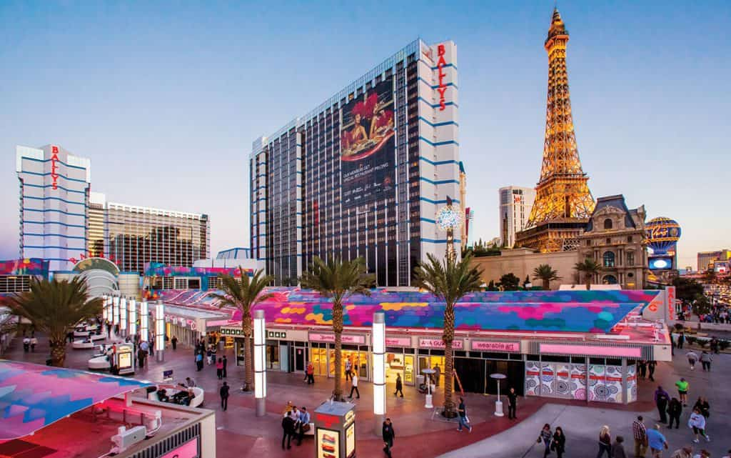 Bally's Las Vegas - Hotel & Casino - Cheap Hotels On The Strip