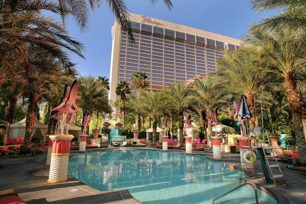 Flamingo Las Vegas Hotel - Cheap Hotels in Las Vegas Strip