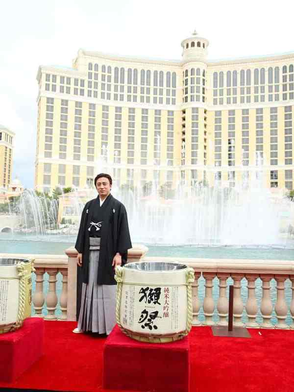 Fountains of Bellagio - Things to do on Vegas Strip