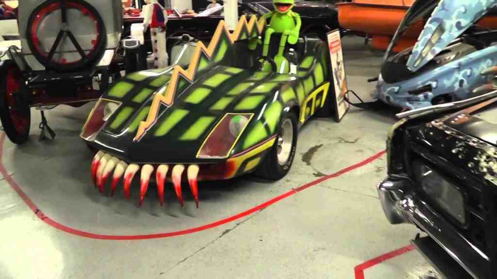Hollywood Car Museum - Things to do in Las Vegas on the Strip