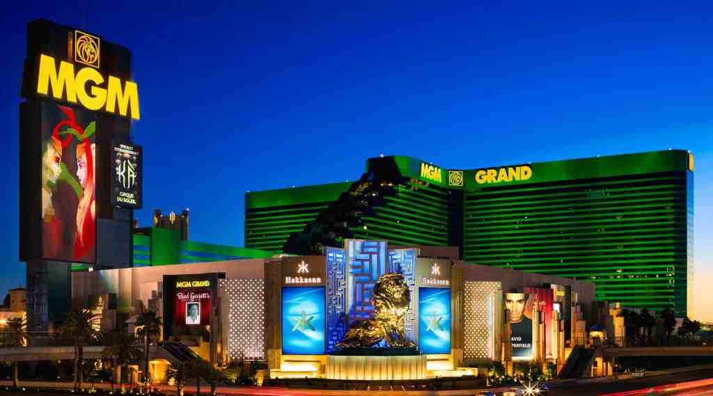 MGM Grand Hotel and Casino - Things to do on Vegas Strip