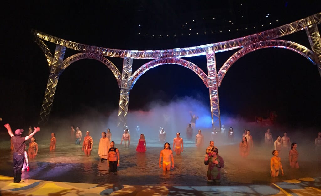 O by Cirque du Soleil - Things to do in Vegas with Kids