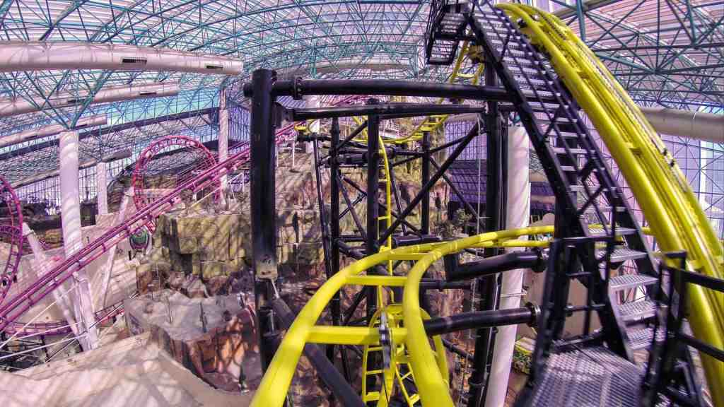 The Adventuredome - Family Activities in Las Vegas