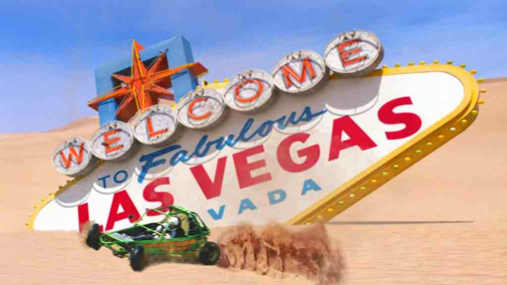 UTV Off-Road through the Desert - Family Activities in Vegas