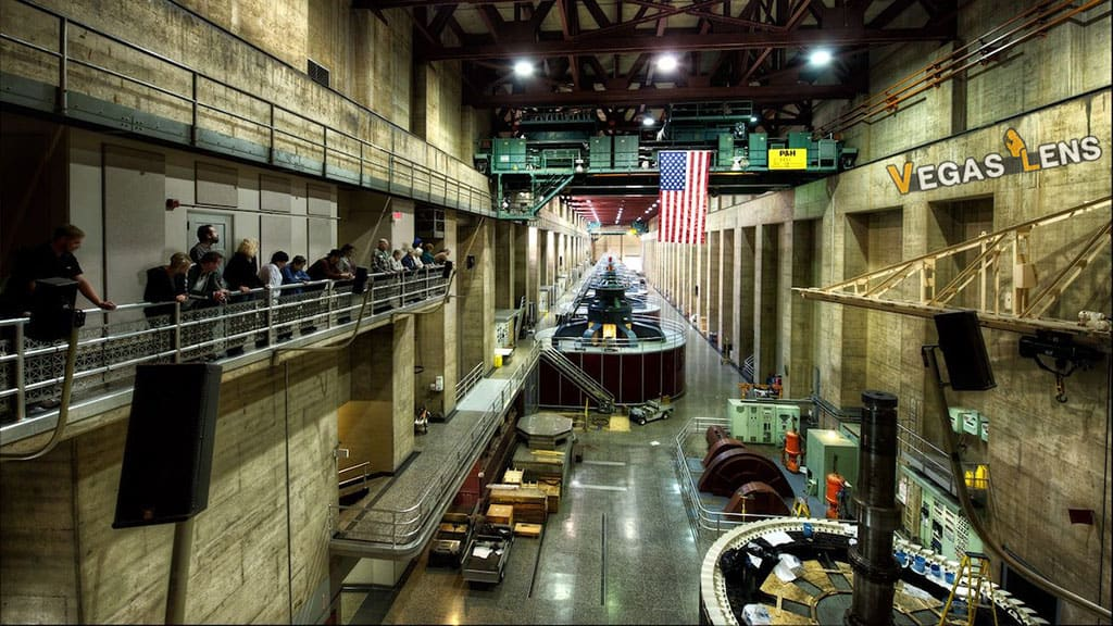 Tours To Explore The Inside of Hoover Dam