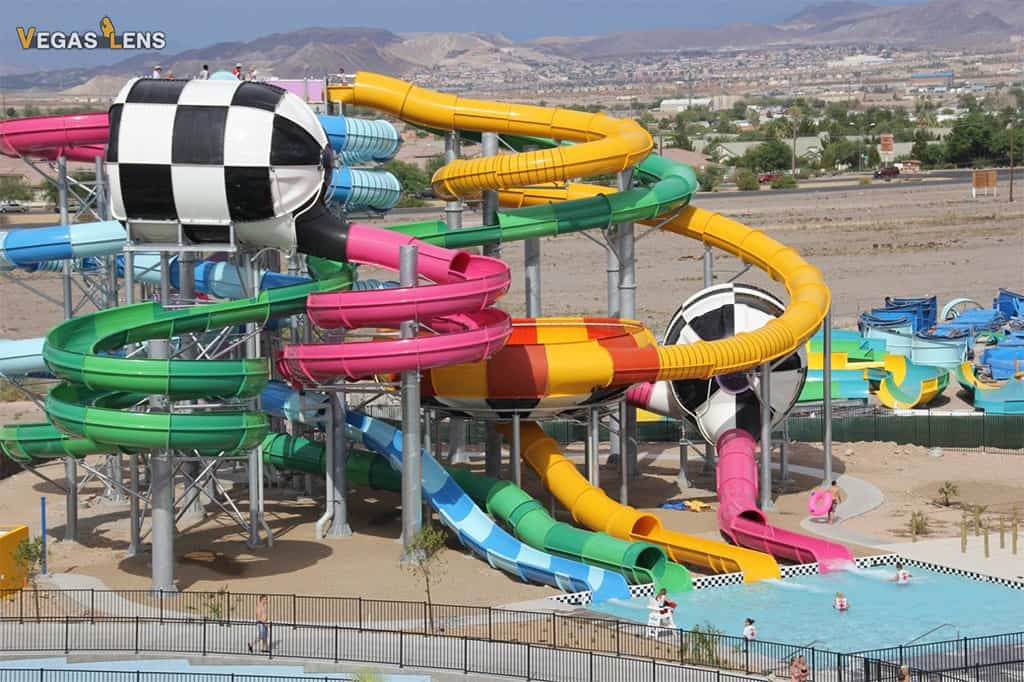 Cowabunga Bay - Family Pools In Las Vegas