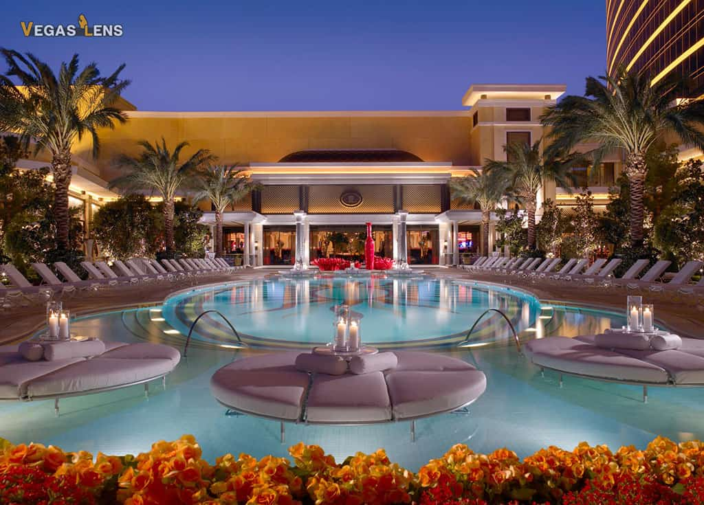 Encore Pool - Family Pools In Las Vegas
