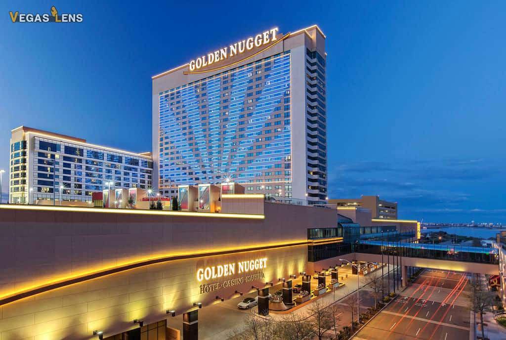 Golden Nugget Hotel & Casino - Best Vegas hotels for kids