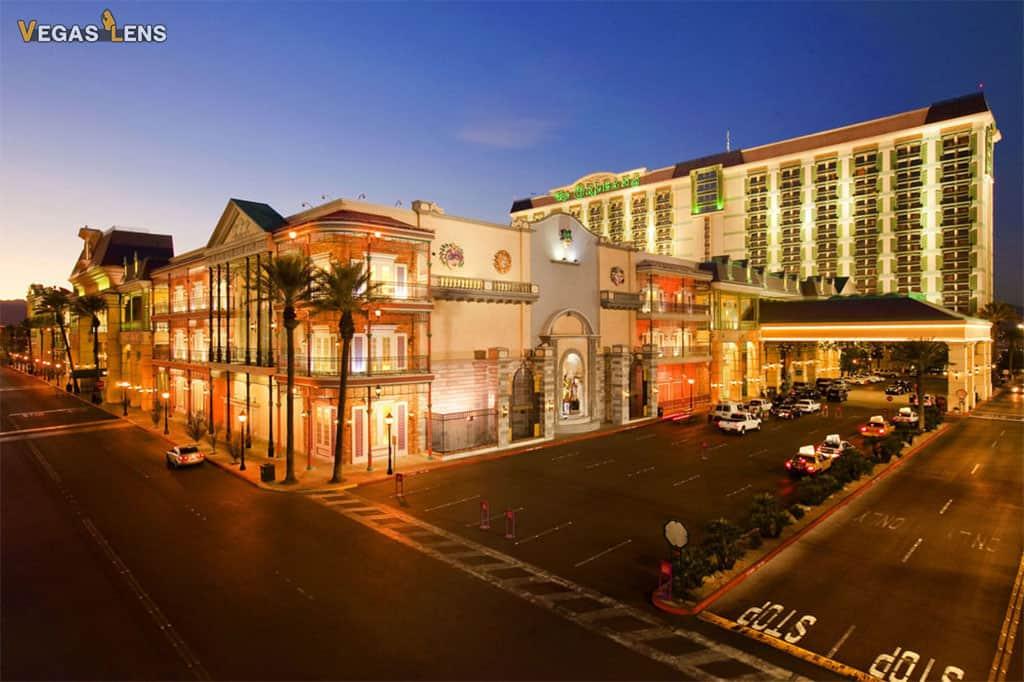 The Orleans Hotel - Kid friendly hotels in Las Vegas