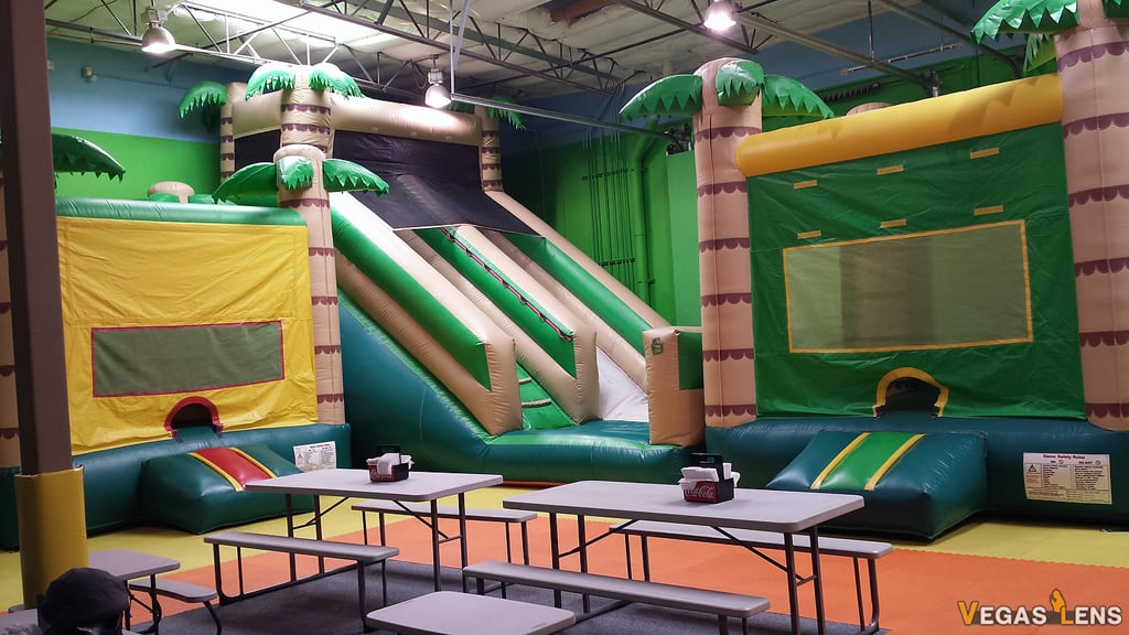 Jumpers Jungle - Kid birthday party in Las Vegas