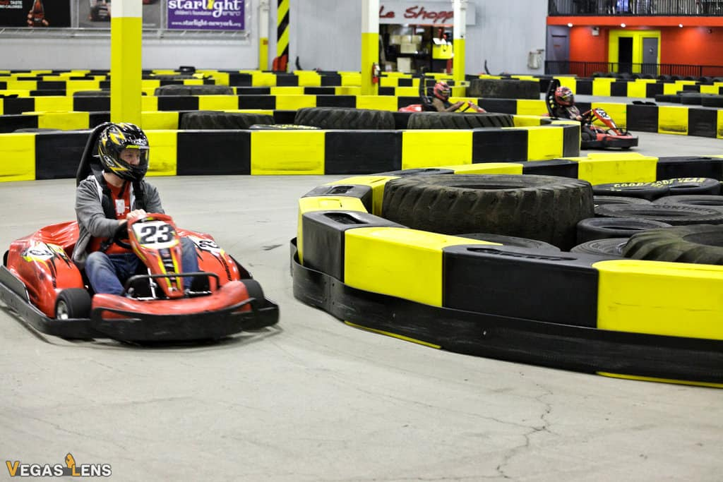 Pole Position Raceway - Kids birthday parties in Las Vegas