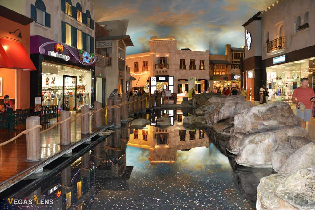 Rainstorm in the Desert - Free things to do in Las Vegas with kids