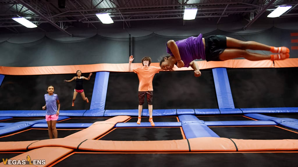 Sky Zone - Kids birthday party places in Las Vegas