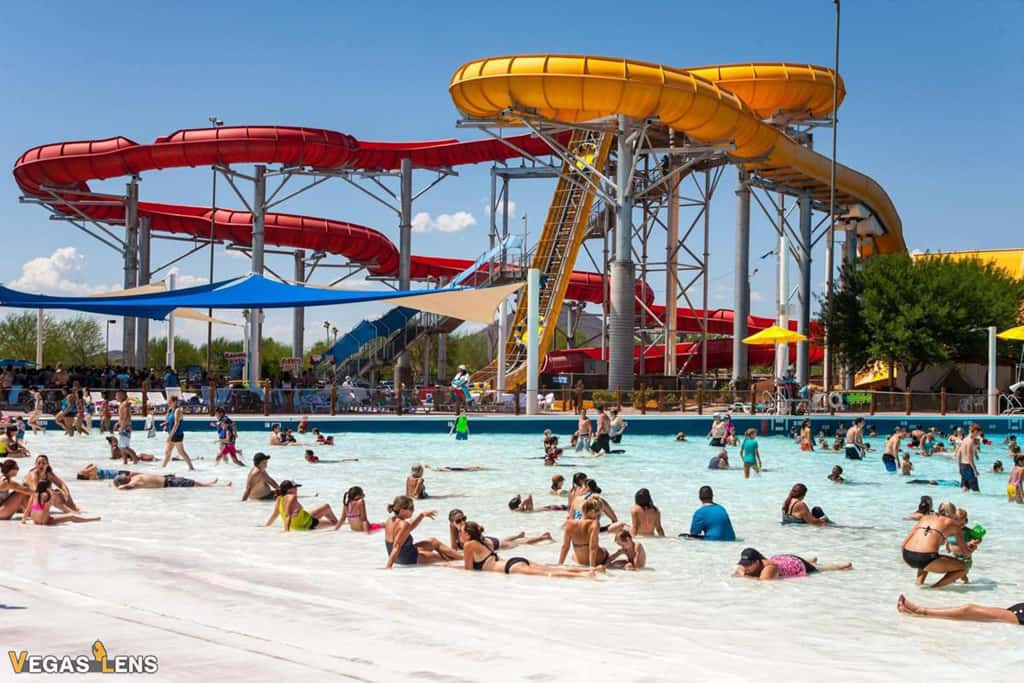 Wet n' Wild Las Vegas - Kids birthday parties in Las Vegas