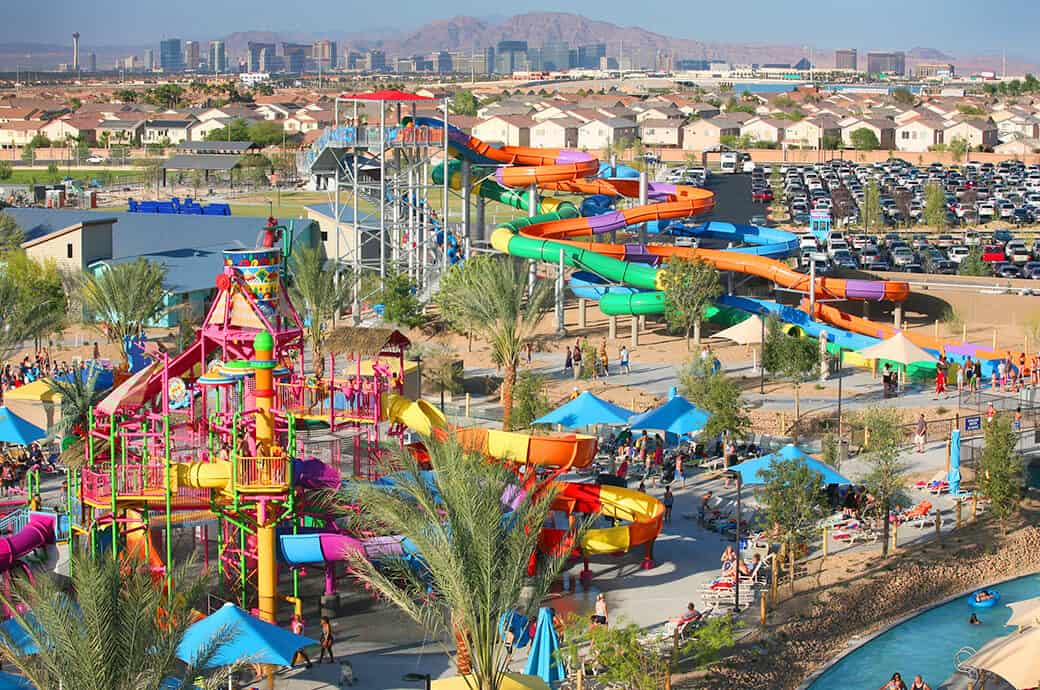 Wet'n'Wild Las Vegas - Family Activities in Vegas