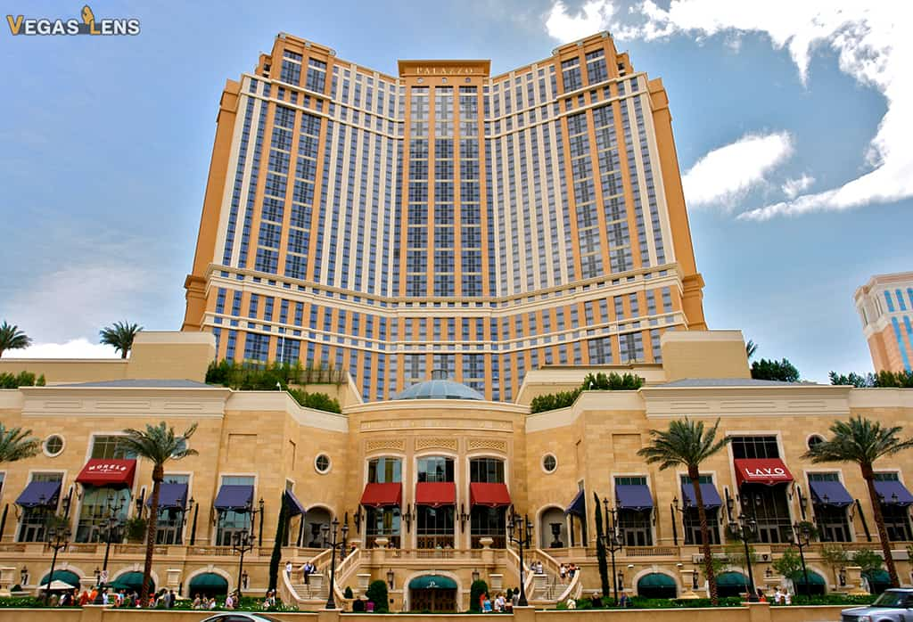 The Palazzo - Romantic Hotels In Las Vegas