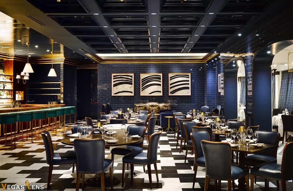 Carbone - Most Romantic Restaurant In Las Vegas